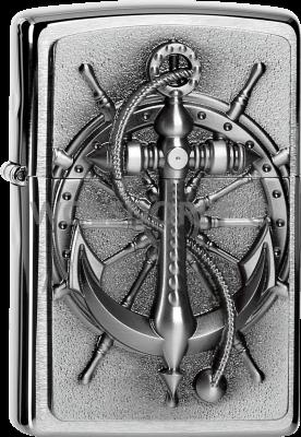 Zippo 2004290 #200 Nautic Emblem