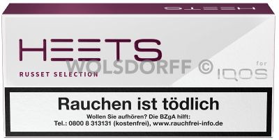 IQOS Heets Russet Selection