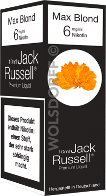 Jack Russell Liquid No 14 Max Blond