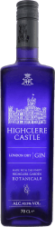 Highclere Castle London Dry Gin
