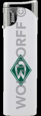 Einwegfeuerzeuge Slider Werder Bremen Vereinslogo