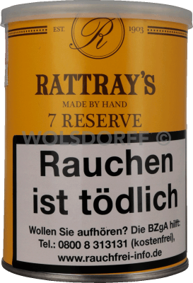 Rattray's British Collection 7 Reserve