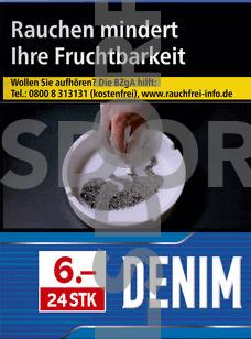 Denim Blue XL (8 x 24)