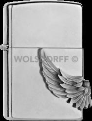 Zippo 2005910 #207 Flying Heart 3D