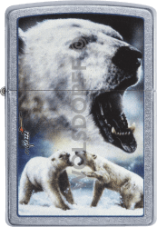 Zippo 60003974 #207 Mazzi ® Polar Bear