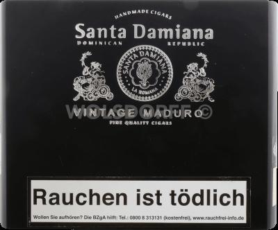 Santa Damiana Vintage Maduro Corona