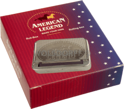 American Legend Rollbox aus Metall