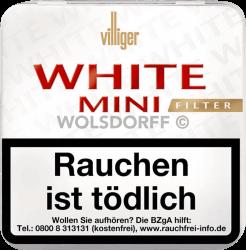 Villiger White Mini Filter