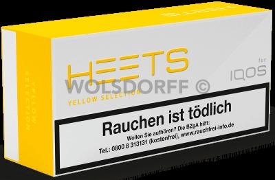 IQOS Heets Yellow Selection