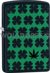Zippo 60004287 #218 Clovers and Leaf