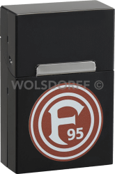 AluBox schwarz Fortuna Düsseldorf