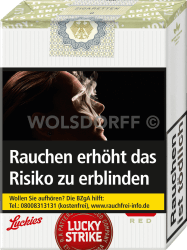 Lucky Strike ohne Filter Soft Original Pack (10 x 20)